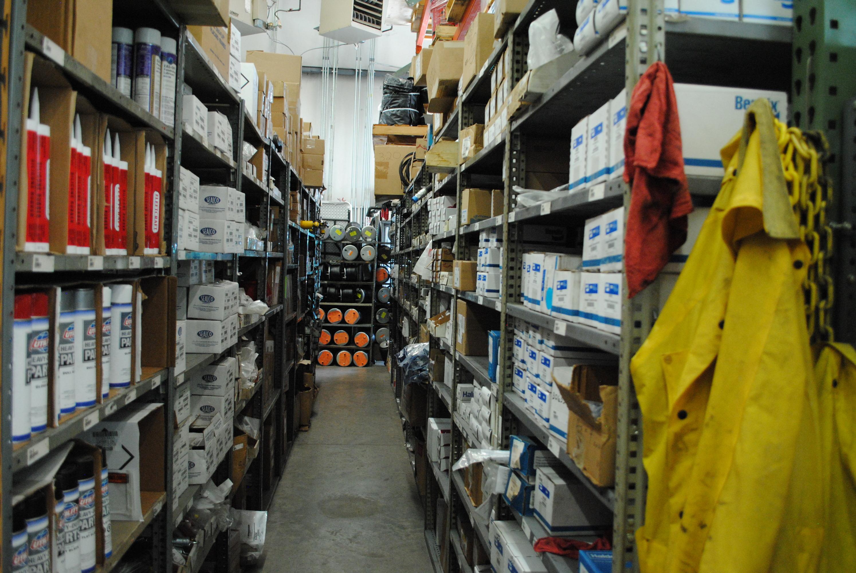 Parts Department | Utility Trailer of Dallas, Inc  Texas